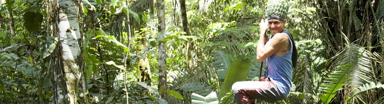 Cuyabeno Jungle Tour