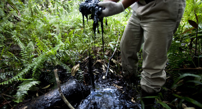 Yasuní: The short history of irresponsible oil exploitation in Ecuador.