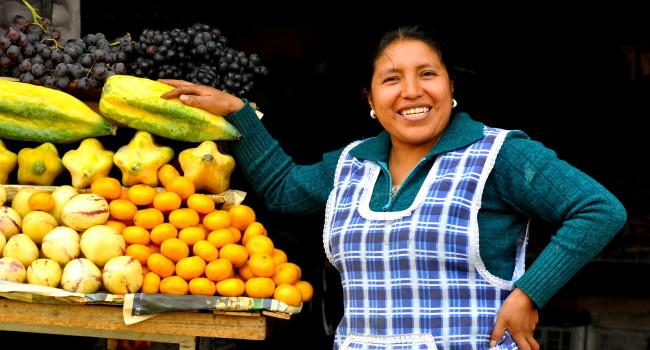 Authentic Ecuadorian Food – Quito Central Market