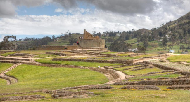 Ingapirca: Proof that the Inca Respected the Cultures of those they Conquered